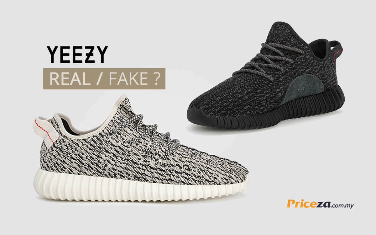 the latest 72058 0d919 Real vs Fake Adidas Yeezy Boost 350 - Easy Check