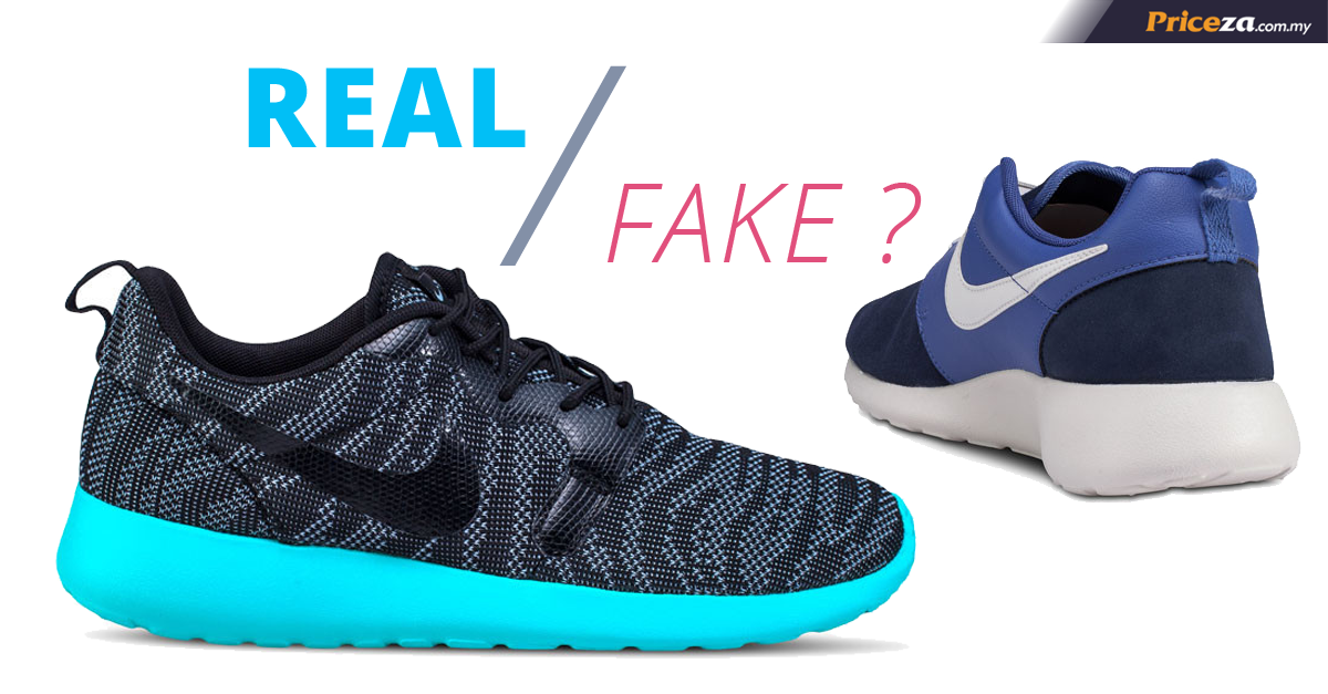 7aa7c7225fc How To Spot a Fake Nike Roshe Run?